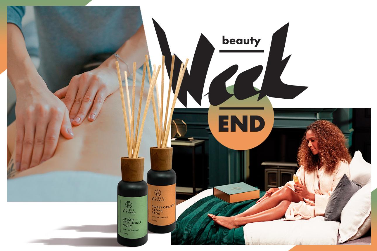 Бьюти-уикенд: новый массаж в The Ritz-Carlton Spa, перезагрузка в хаммаме и правильные ароматы для дома