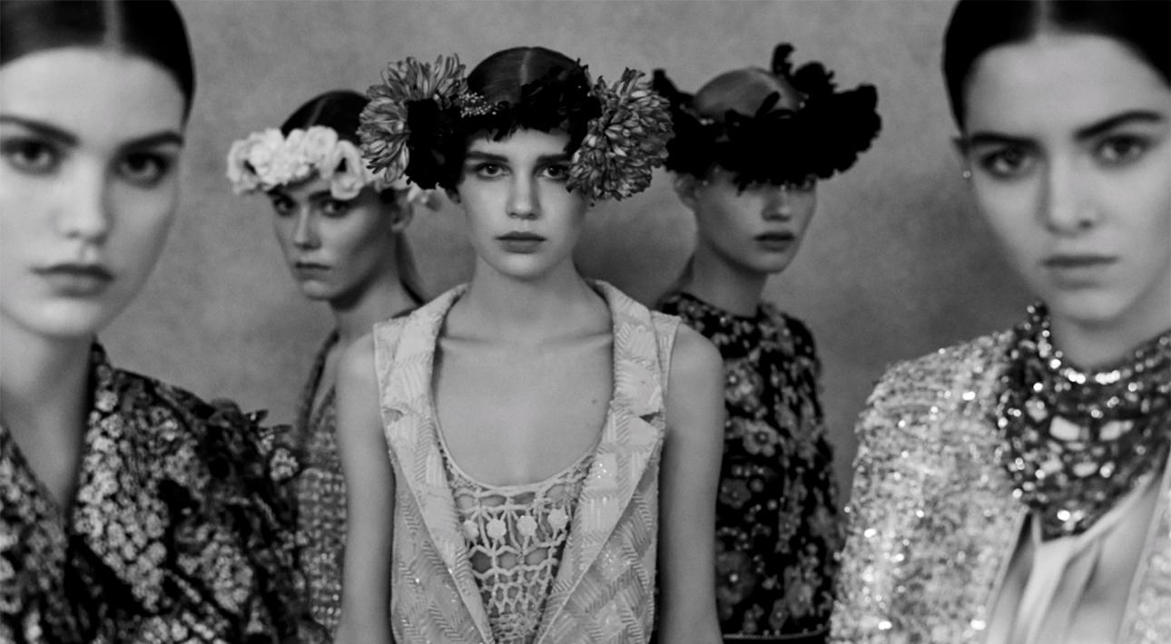 Chanel весна-лето 2021