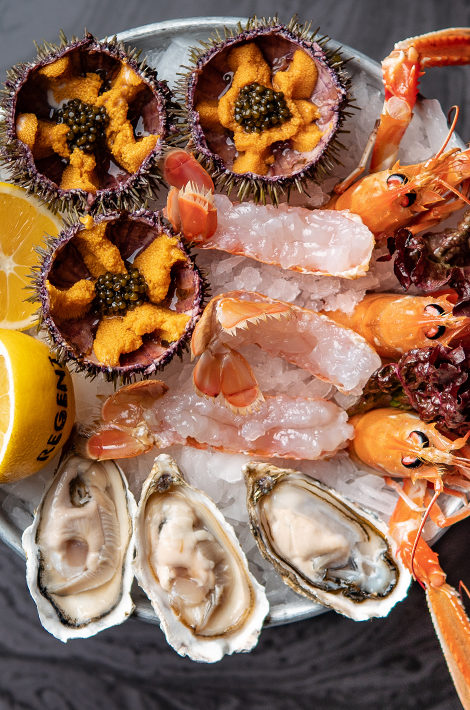 Едим не дома: день рождения водки, фестиваль граппы и сезон морских ежей