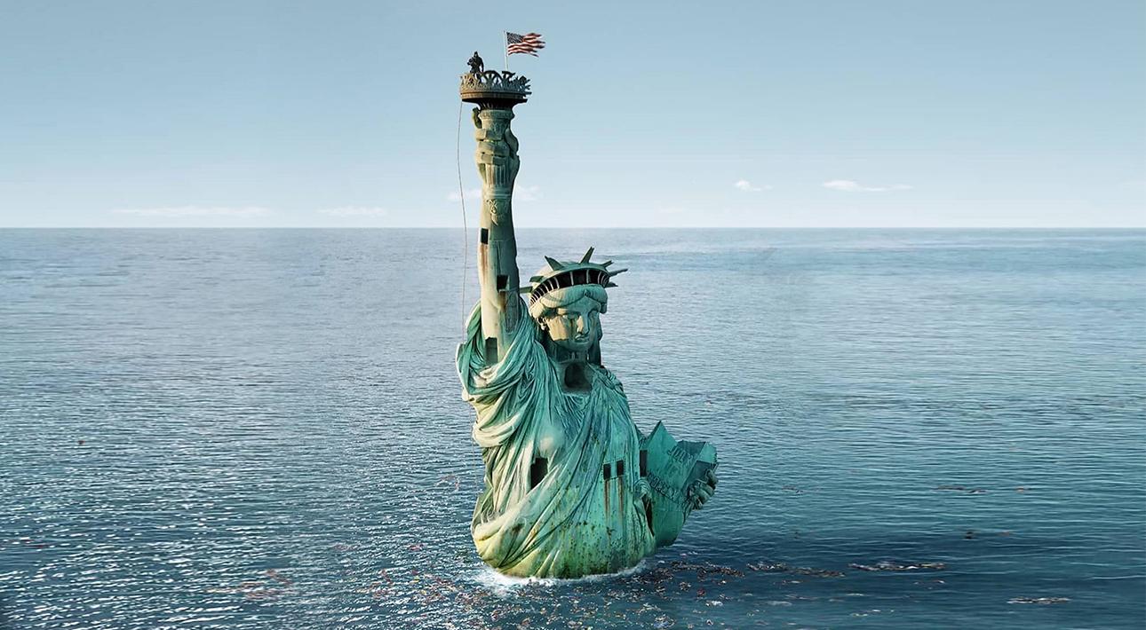 Фото дня: есть ли жизнь после апокалипсиса, или Как видит наше будущее фотохудожник Фабьен Барро