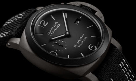 Часы &Караты: Guillaume Néry Edition— новая дайверская модель Panerai
