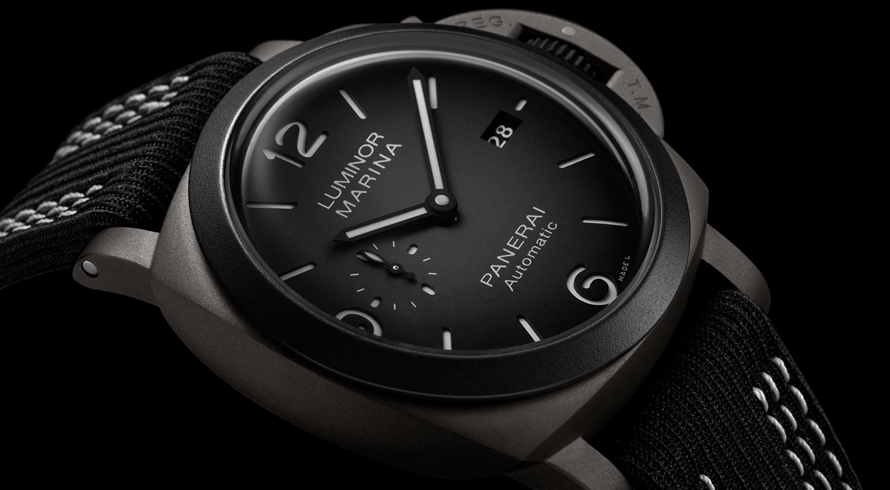 Guillaume Nery Edition — новая дайверская модель Panerai