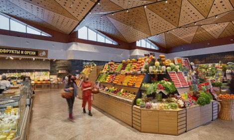 «Рублевский привоз»: в поселке Горки-2 открылись фермерские продуктовые ряды от лучших экохозяйств