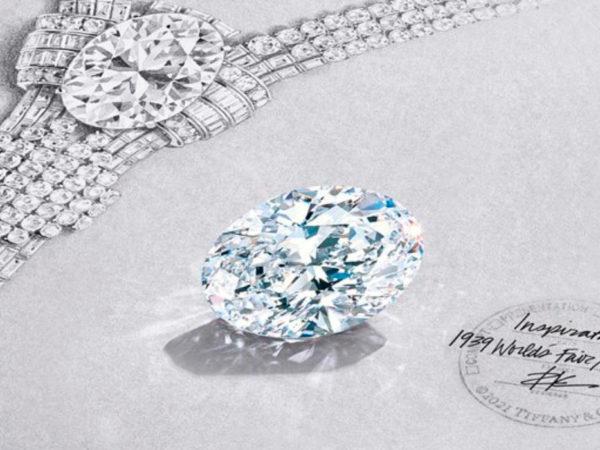 Часы & Караты: Tiffany & Co. покупают уникальный бриллиант