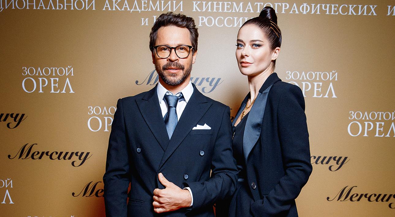 Павел Деревянко и Марина Александрова