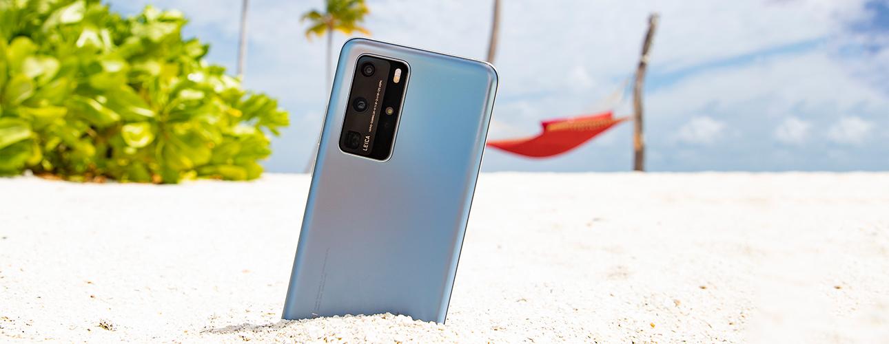 Hi-Tech: наш колумнист Ян Кооманс провел 2 недели со смартфоном <nobr>Huawei P40 Pro</nobr>