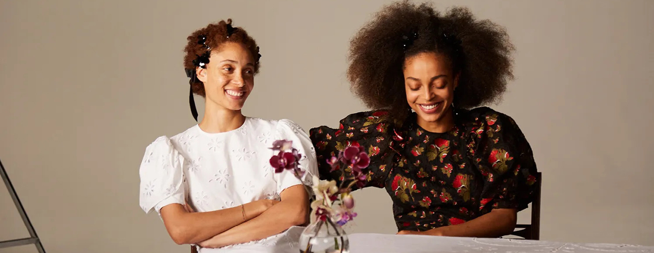 Style Notes: вдохновляющая коллаборация Симон Роша и H&M для всей семьи