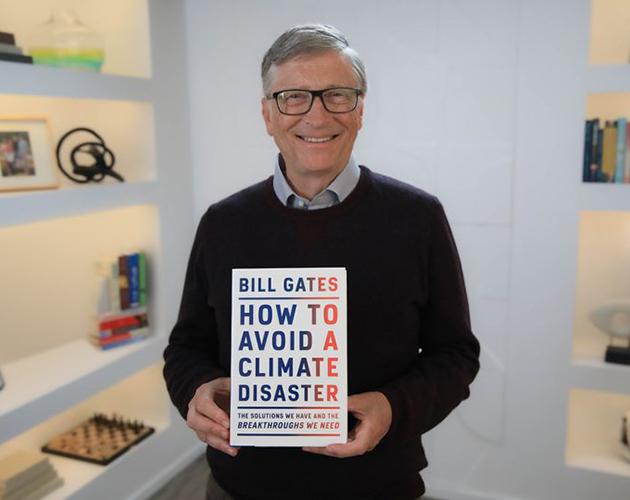 Eco Living: синтетическое мясо, снижение выбросов и помощь властей — Билл Гейтс о том, как спасти планету