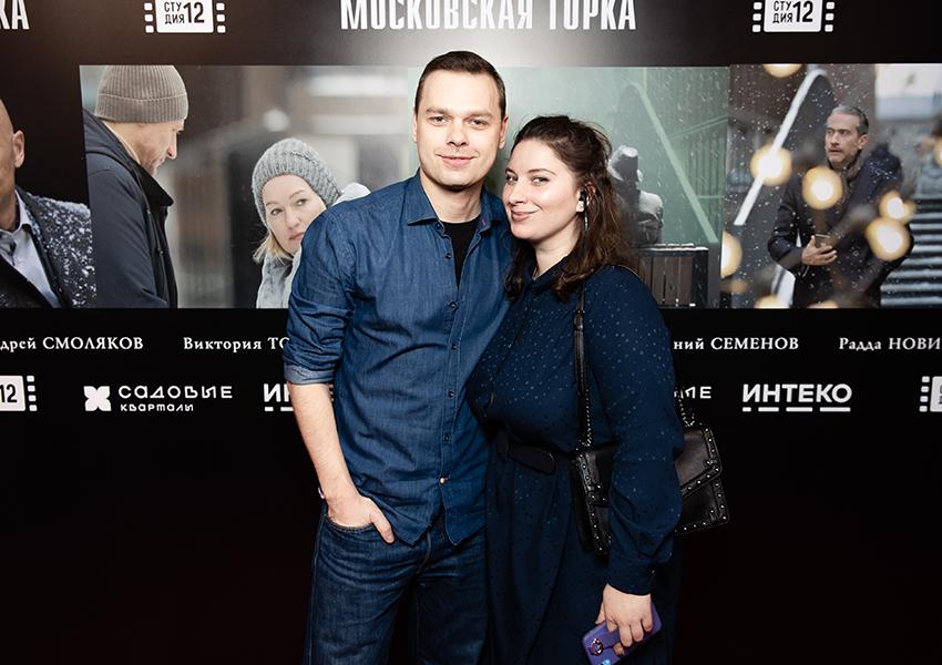 Влад Канопка и Светлана Арчи