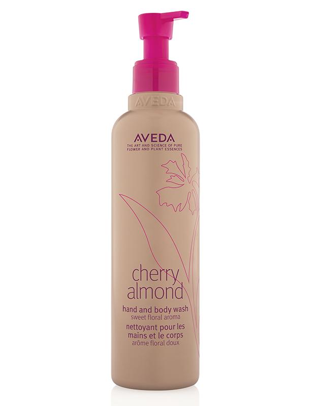Вишнево-миндальное жидкое мыло для тела и рук Cherry Almond, Aveda
