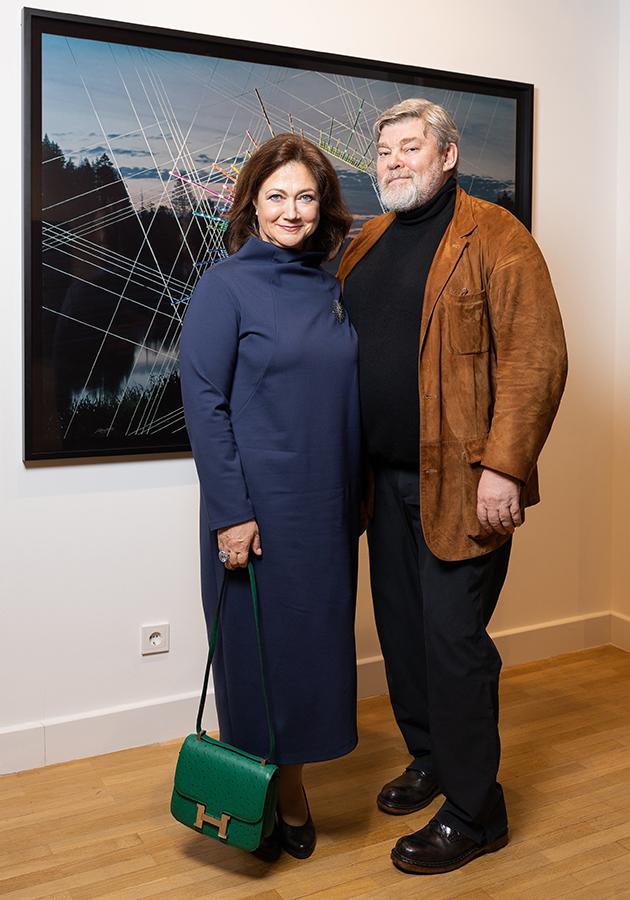 Елена и Константин Ремчуковы