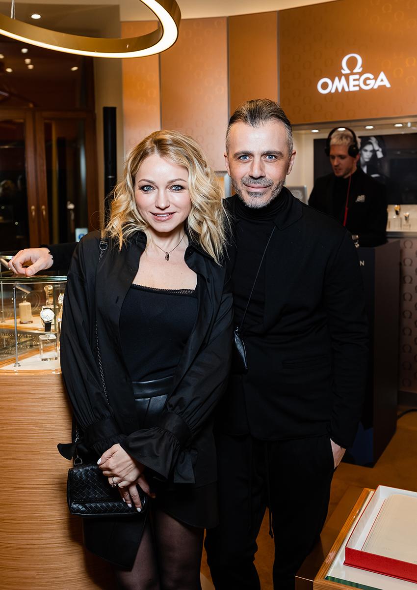 Инна Маликова и Александр Сирадекиан