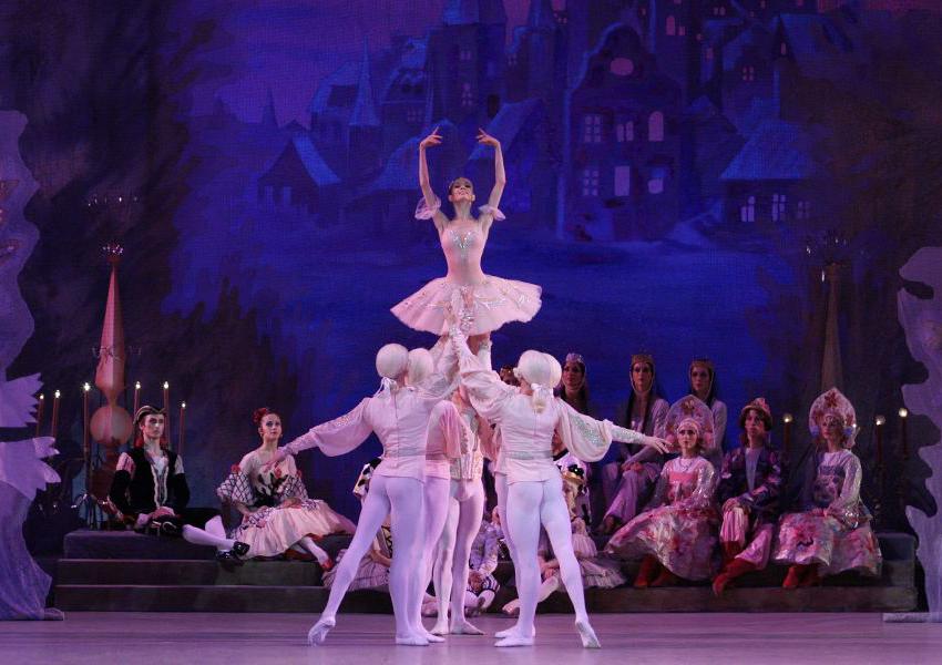 «Щелкунчик» в Мариинском театре