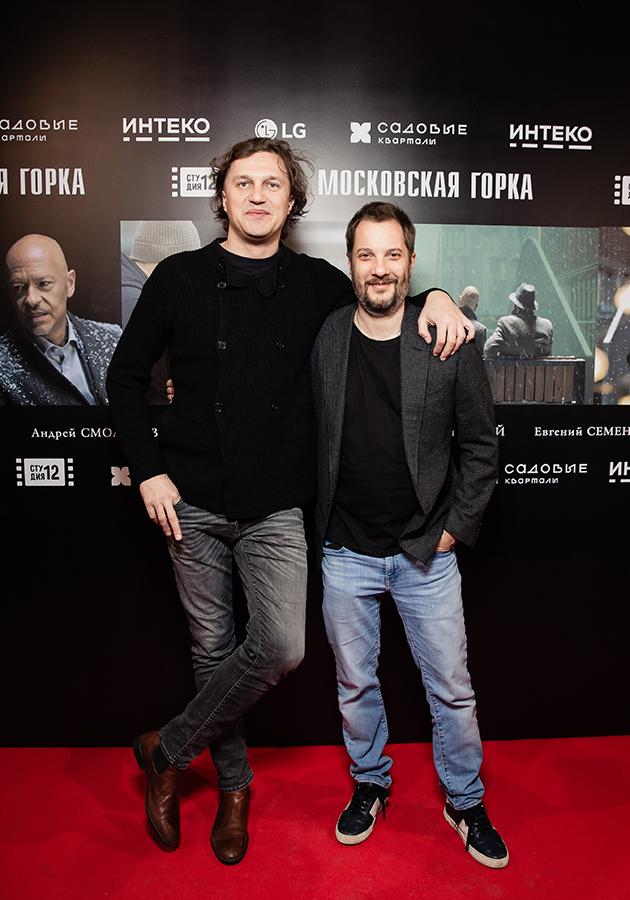 Виктор Набутов и Александр Цыпкин