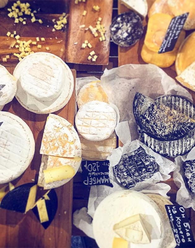 Сыроварня On Cheese