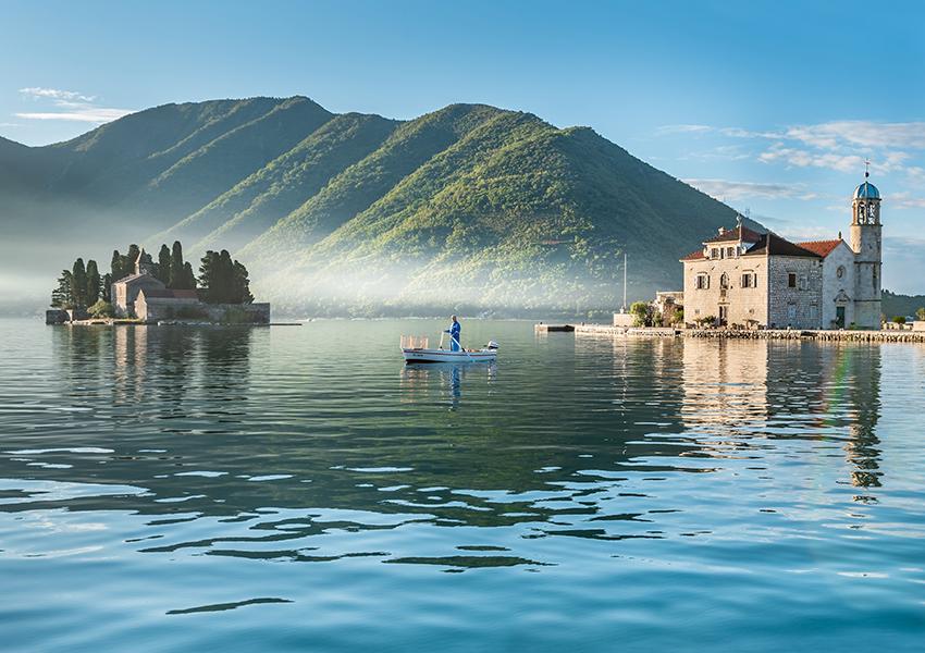 Черногория: Regent Porto Montenegro