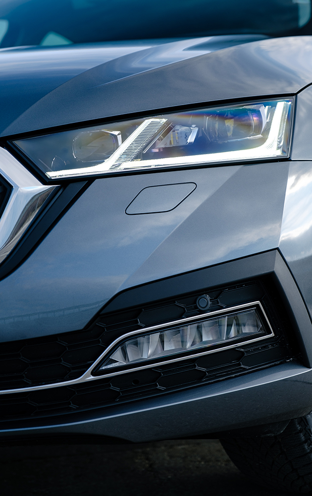 Новая Škoda Octavia