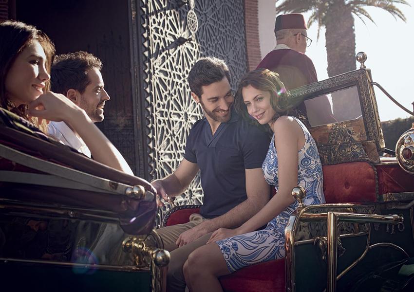 Марокко: Royal Mansour Marrakech