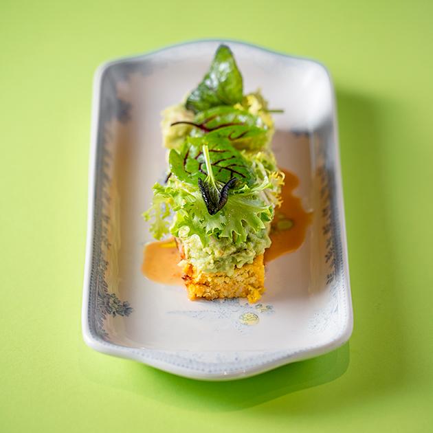#PostaЗавтраки: «зеленый» завтрак в BURO. TSUM