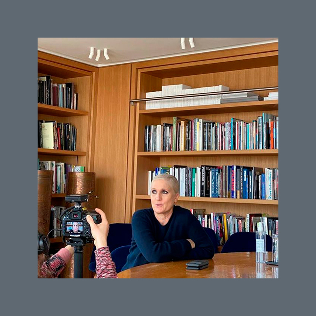 Женщинам и моде посвящается: фотоальбом Her Dior: Maria Grazia Chiuri's New Voice в честь 8 Марта