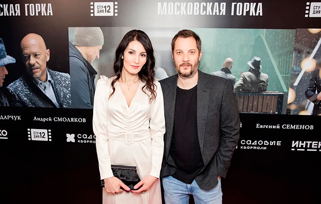 Анжелика Пашкова и Александр Цыпкин