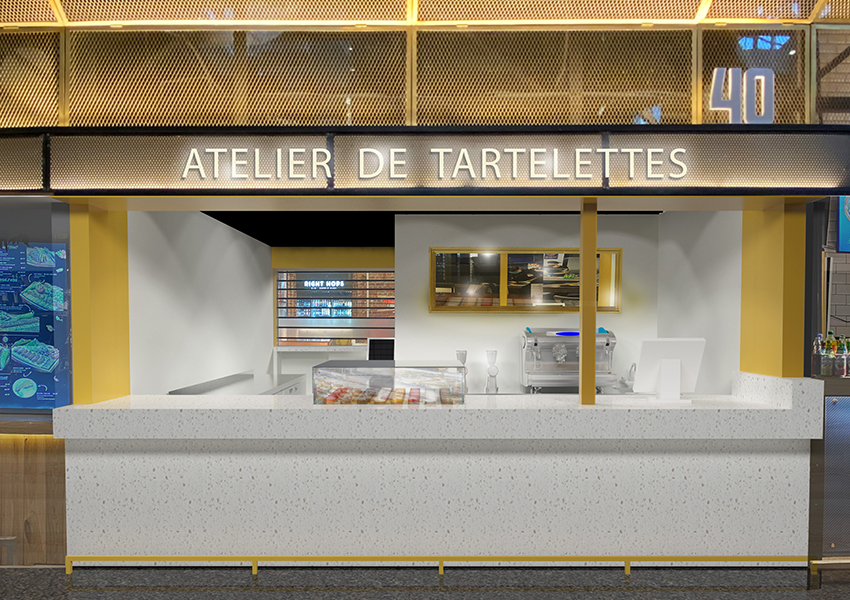 Новый ресторан: открытие корнера Atelier de Tartelettes в ДЕПО