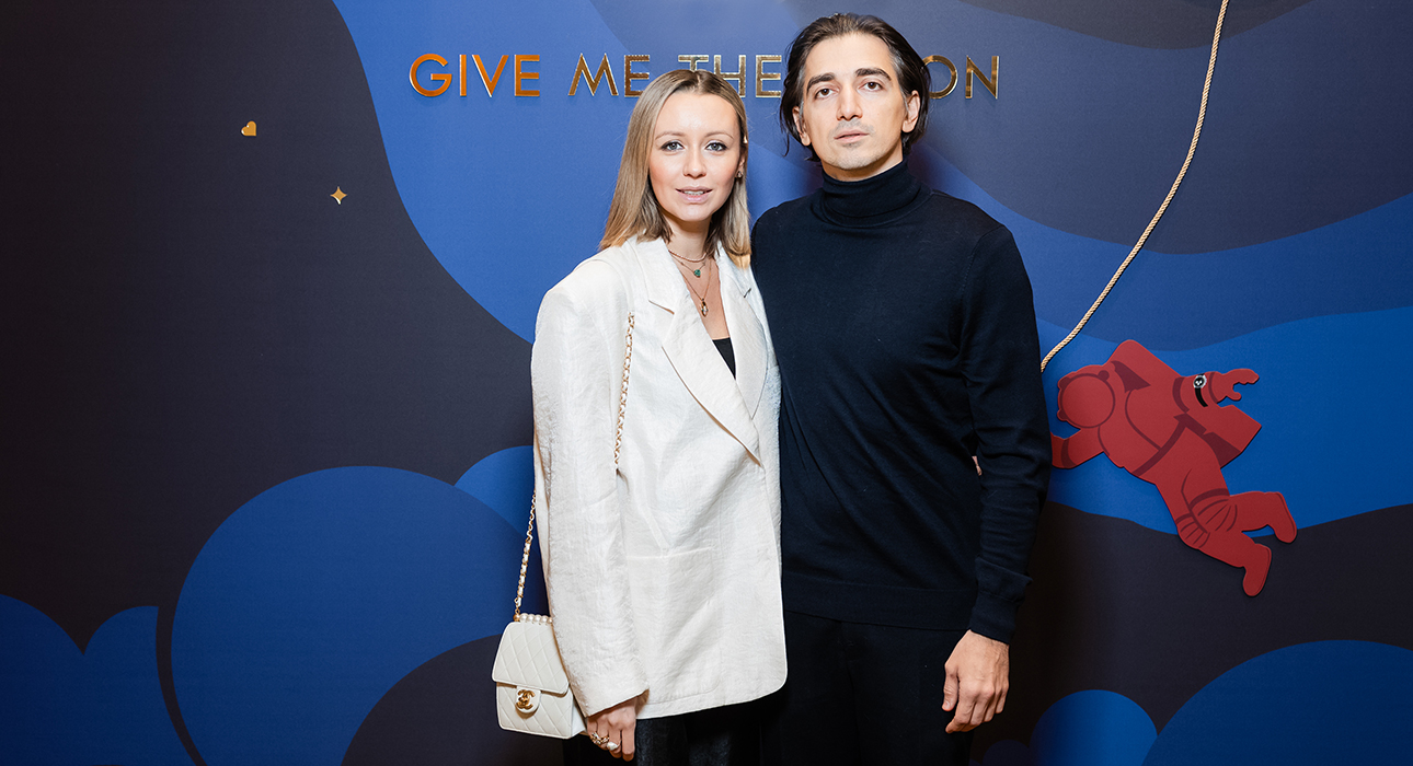 Наталья и Мурад Османн