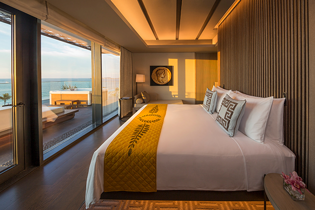 ОАЭ, Дубай: Caesars Bluewaters Dubai