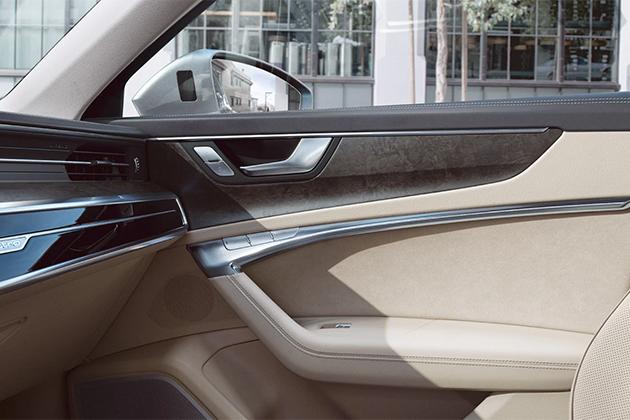 Бизнес-седан Audi A6