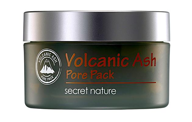 Очищающая маска для лица с вулканическим пеплом Secret Nature