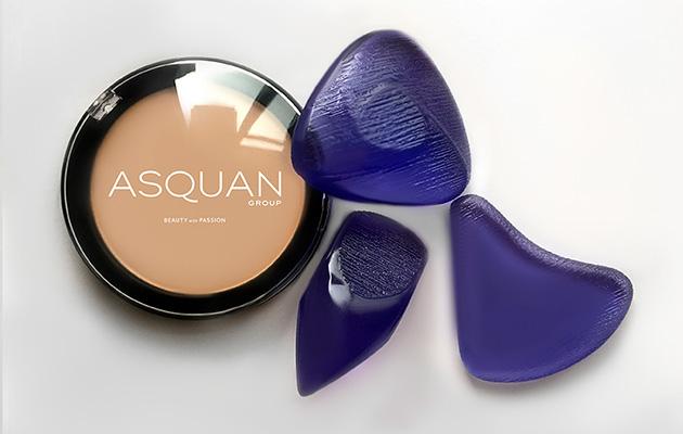 Интересную разработку упаковки для средств по уходу за кожей представила компания Asquan