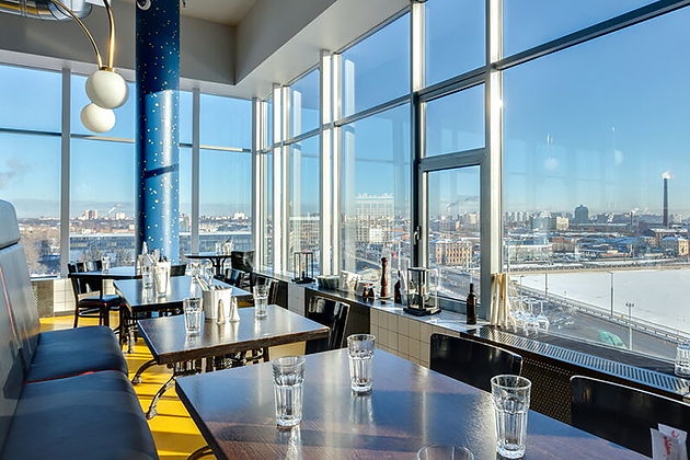 R14 — обновленный ресторан Арама Мнацаканова