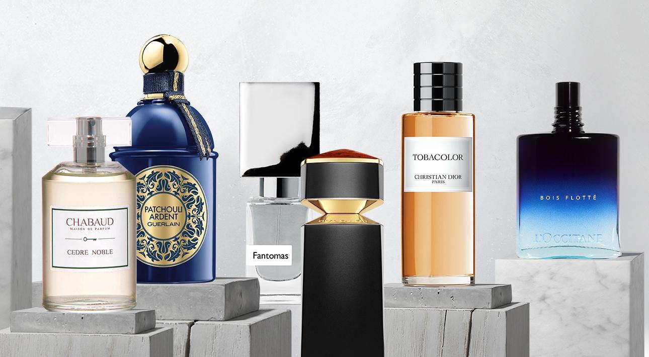 12 ароматов, достойных вашего мужчины