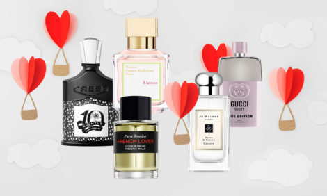 Парные ароматы к 14 февраля: для современных амазонок, французских любовников и поклонников сапфиров
