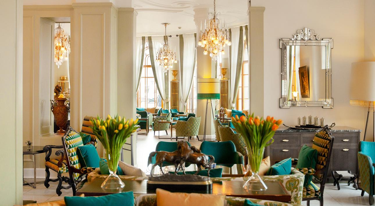 #PostaGuide: лучшие предложения отелей Санкт-Петербурга для влюбленных