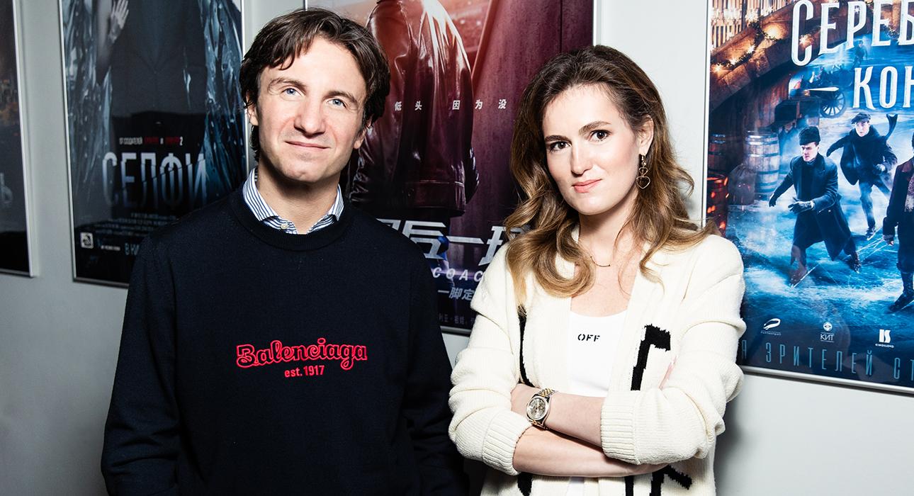 Петр Ануров и Рената Пиотровски