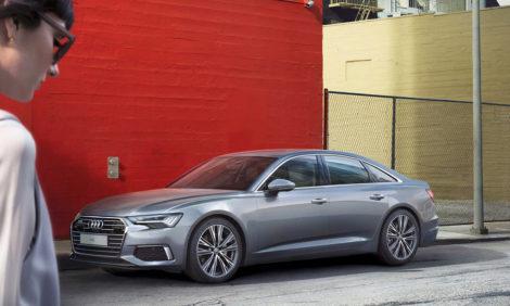 Бизнес-седан Audi A6 — выбор успешной деловой женщины, которая помнит, что у нее есть дети