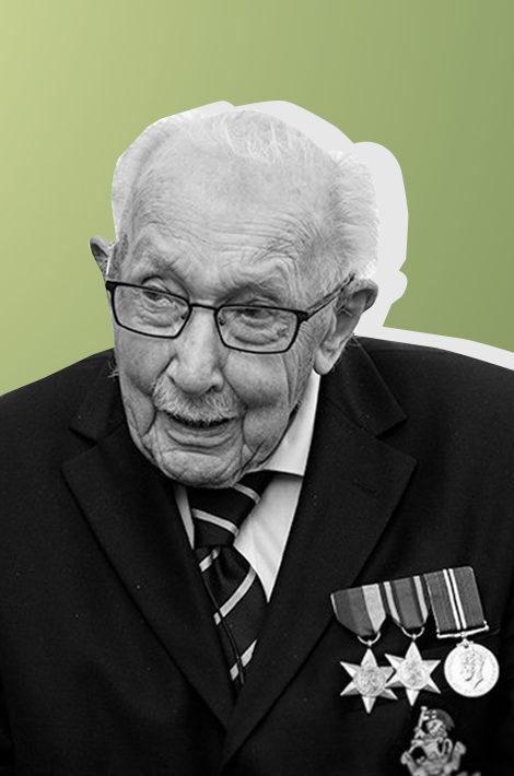 Британский ветеран, сэр Томас Мур ушел из жизни в возрасте ста лет