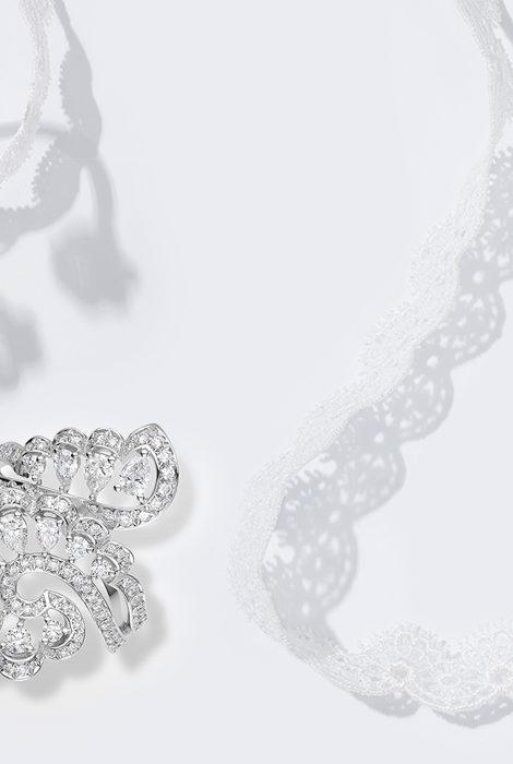 Часы & Караты: новинки «кружевной» коллекции Chopard Precious Lace