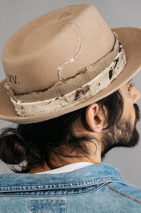 Made in Russia: бренд головных уборов Cocoshnick Headdress запустил мужскую линию