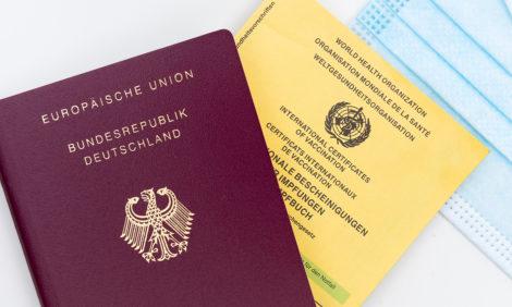 PostaОбщество: Евросоюз одобрил введение паспортов вакцинации