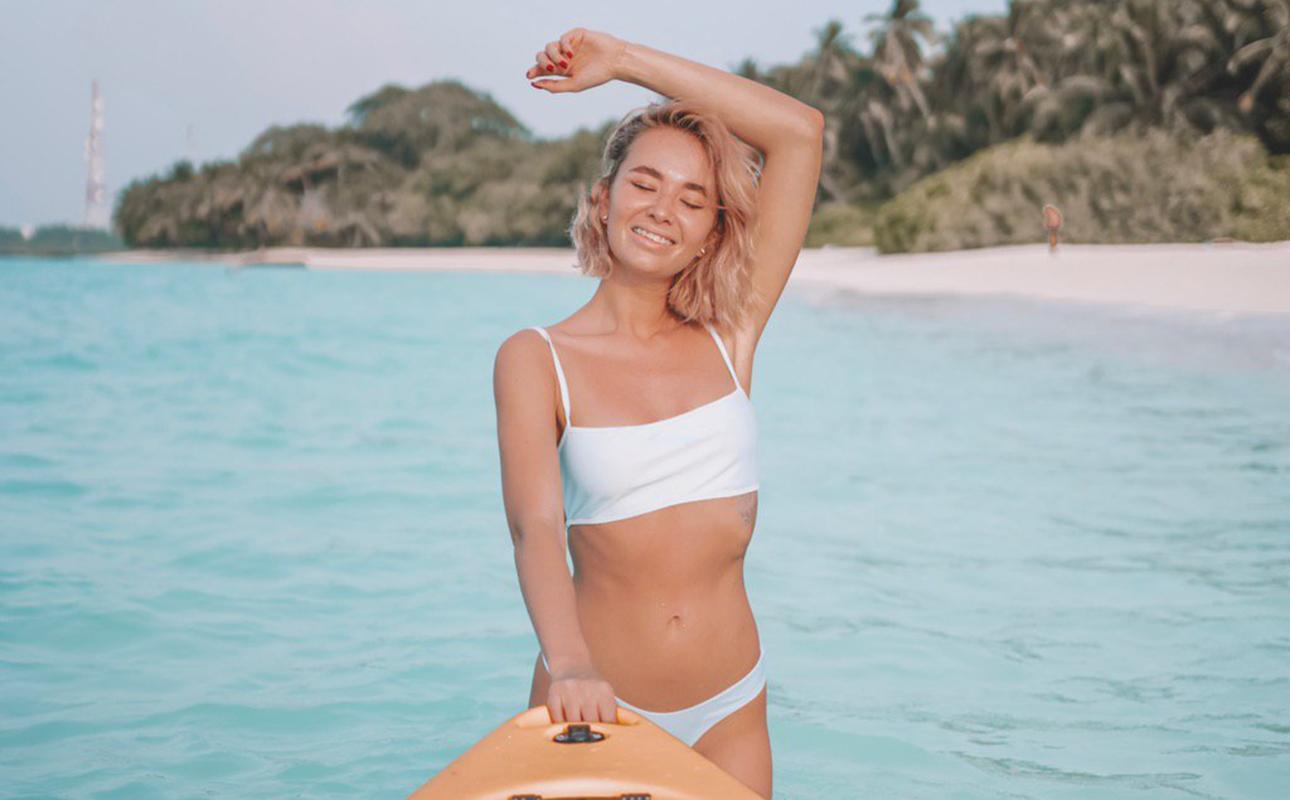 Блогер Ксения Владимировна