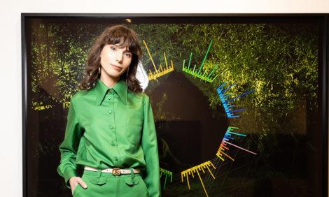 Светская неделя с Ириной Чайковской: открытие выставки «Артефактов» Франциско Инфанте и Нонны Горюновой