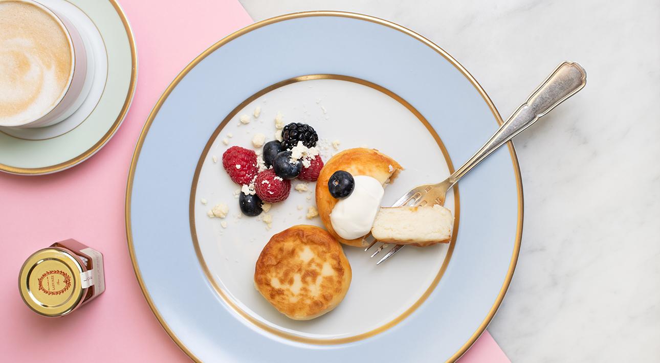 #PostaЗавтраки: завтраки от шеф-повара в Ladurée на Малой Бронной