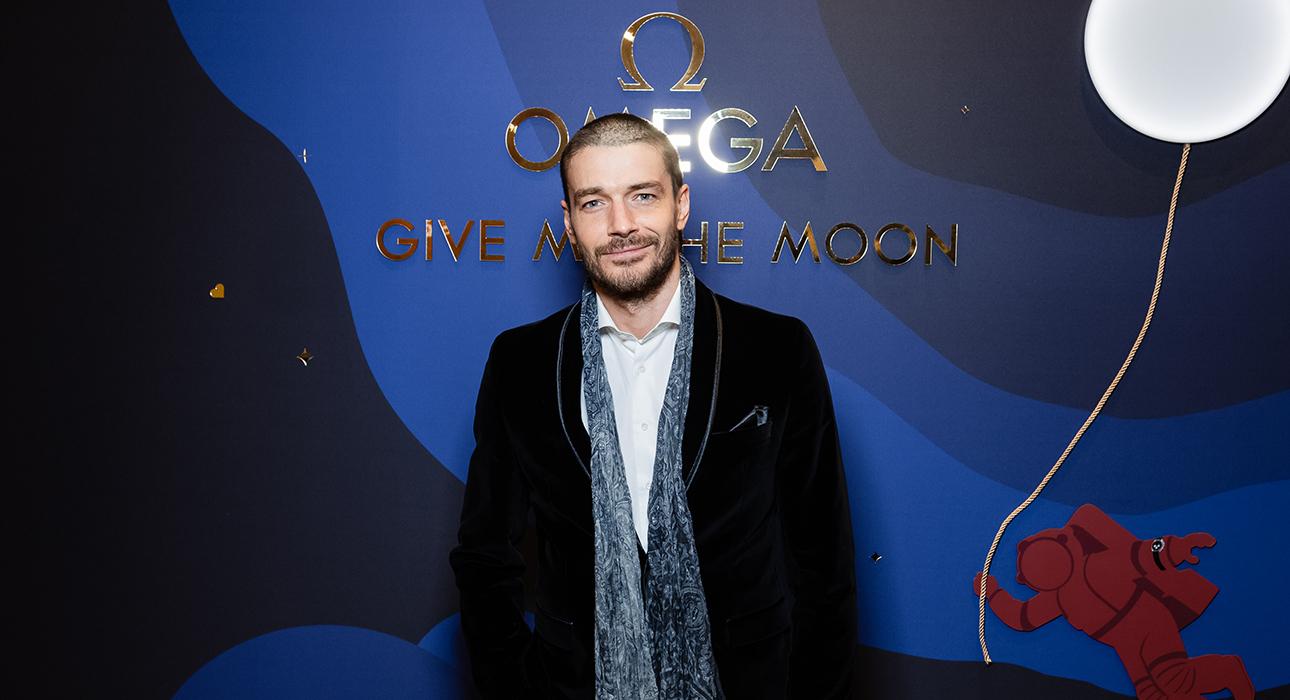 Коктейль бренда Omega в честь Дня всех влюбленных