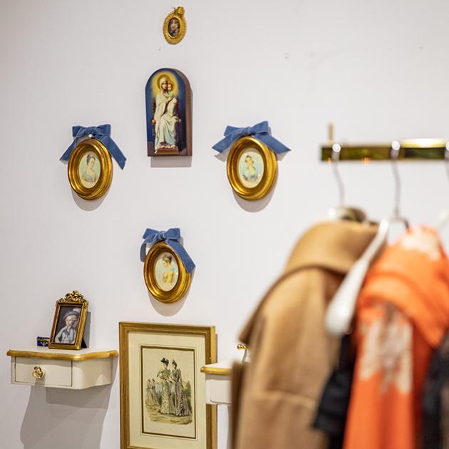 Светское открытие модного сезона в шоу-руме Maison Adore