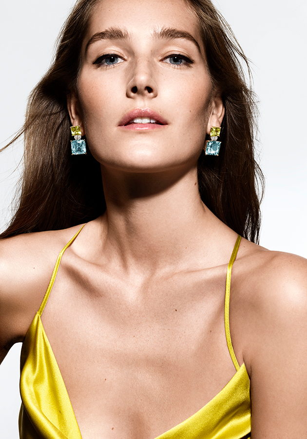 Colors of Nature — новая коллекция Tiffany & Co.