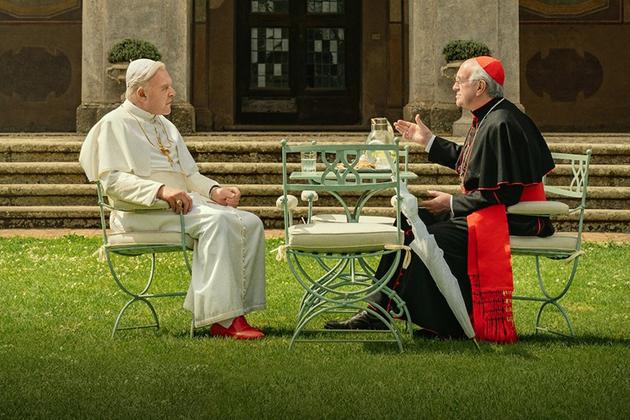 «Два папы», режиссер Фернанду Мейреллиш, 2019