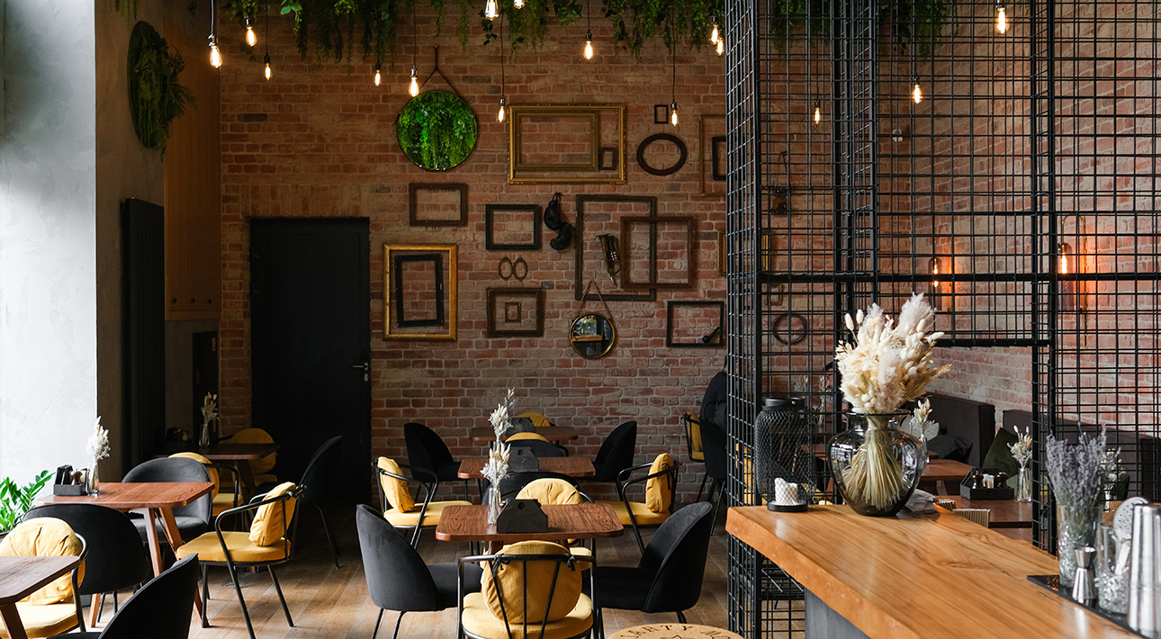 Новый ресторан: Moriarty Bar&Kitchen на Трехгорке
