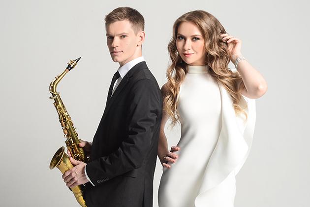 Илья Морозов и Виктория Каунова